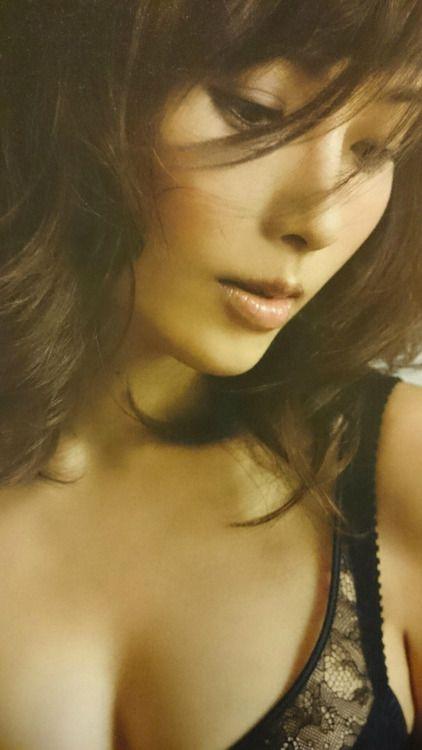 sdohi:   安倍なつみの最新写真集がニプレスまで見えてエロい | みんくちゃんねる | AKI♫#