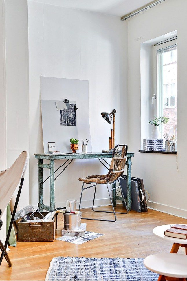 40 best Desk - workspace / bureau images on Pinterest Desks, Work