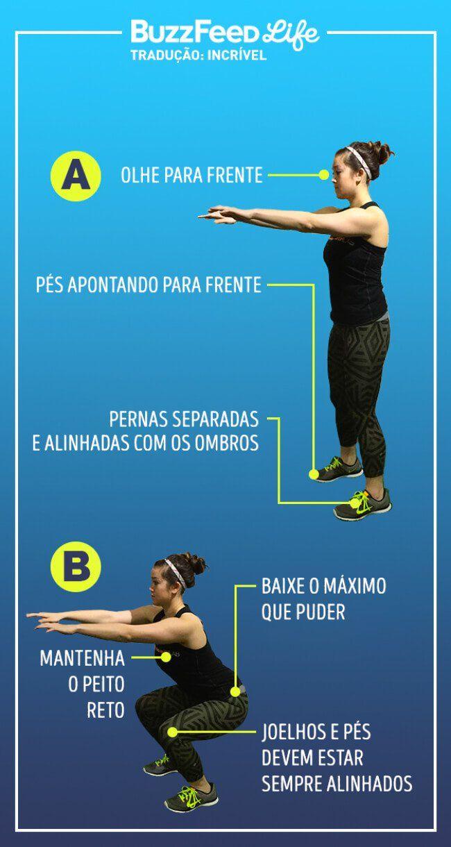 O bumbum é uma das zonas do corpo que nem sempre é fácil exercitar. Quando perdemos peso, por exemplo, através de dietas, apesar de conseguirmos reduzir peso e queimar gordura, não conseguimos aquele bumbum empinado e bem definido. Existe um exercício que é perfeito para combater esse problema e conseguirmos as formas que pretendemos. Aprendacomo …