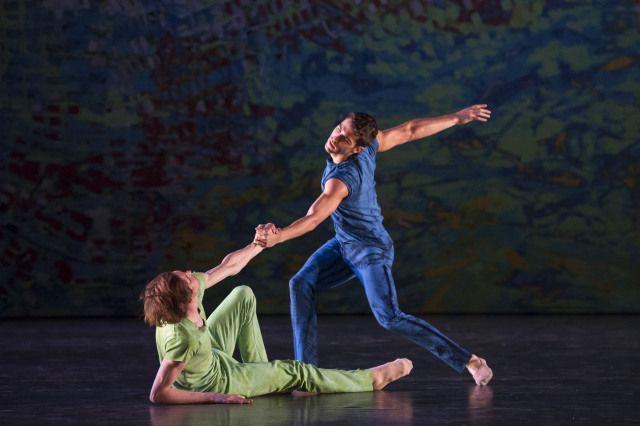 Benjamin Millepied Van Cleef Stage Jewel-Inspired Ballet in London