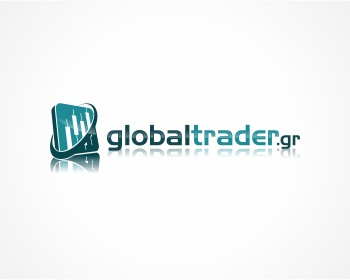 GlobalTrader.gr at https://www.LogoArena.com - logo by cerebro