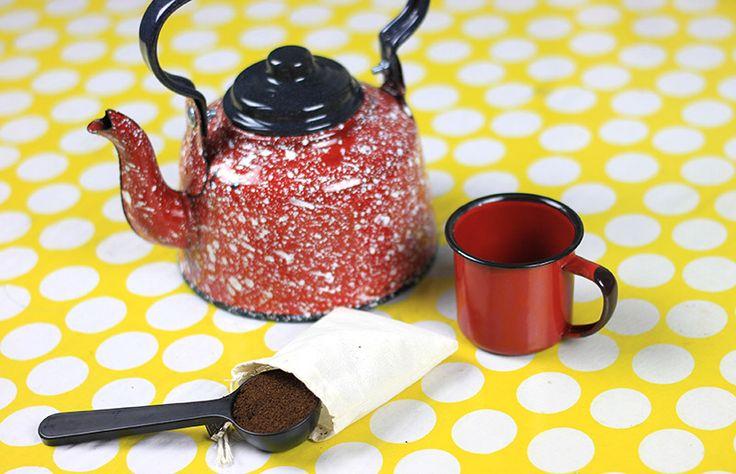café de sachê, Inspiração e tutorial (is) faça você mesmo de café. // palavras-chave: faça você mesma, DIY, inspiração, café, semana do café, sachê, filtro,