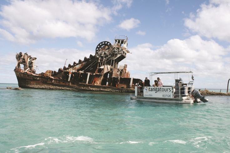 Shipwreck @ Tangalooma