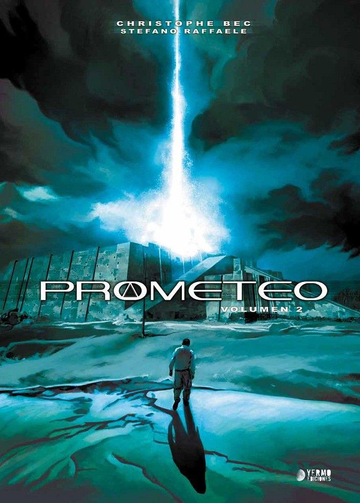 PROMETEO VOLUMEN 2 [CARTONE]   BEC, CHRISTOPHE / RAFAELLE, STEFANO   Akira Comics - libreria donde comprar comics, juegos y libros online