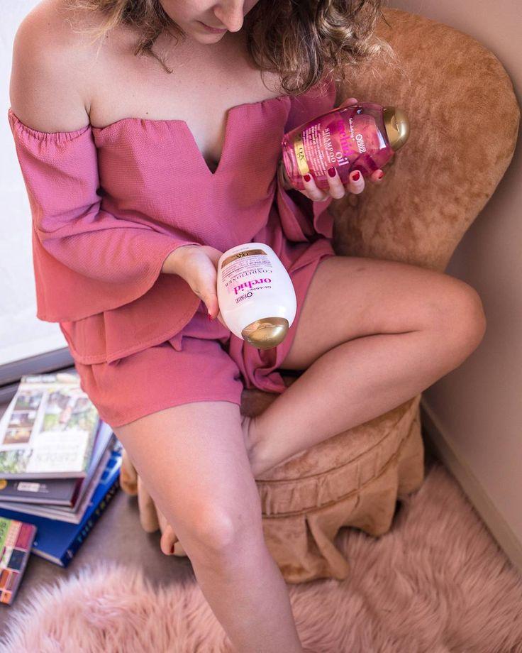 @littlemissmonbon X @ogx_australia orchard shampoo and conditioner!  https://phlanx.com   #pink #haircare #beauty #beautyaddict  #bloggerau #beautyblogger #instabeauty #bloggers #vsco #ootd #lookbook #outfitgoals #fashionista #styleblog #lotd #streetstyle #styleblogger #bloglovin #travel #fashiondaily #fashioninspo #fashionstyle #stylegram #fashionbloggers