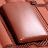 Klober Universal Ventilation Tile With Cap - Antique Red