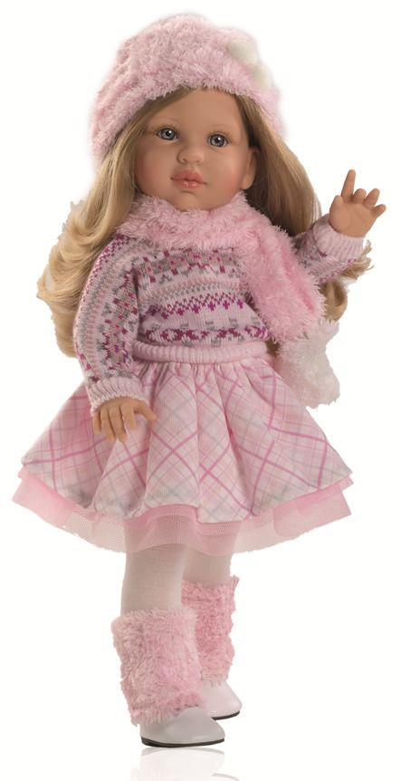Realistická panenka  Audrey  od f. Paola Reina ze Španělska