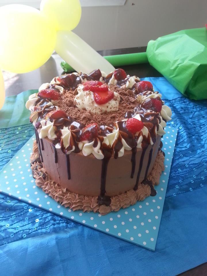 Callums 5th birthday cake  :)