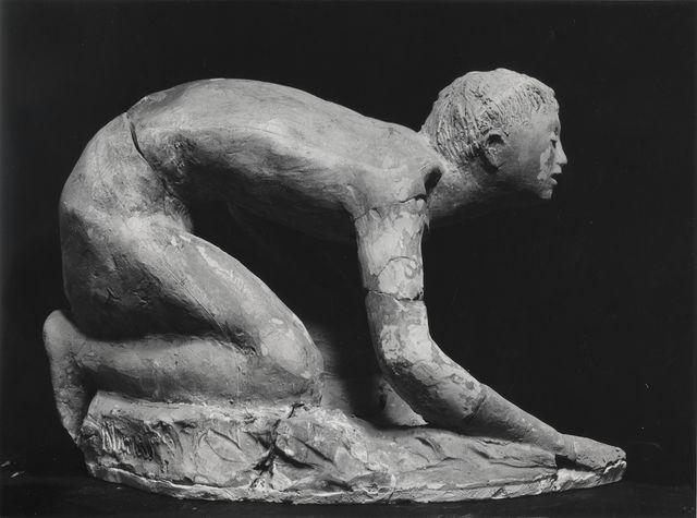 Arturo Martini. Narciso