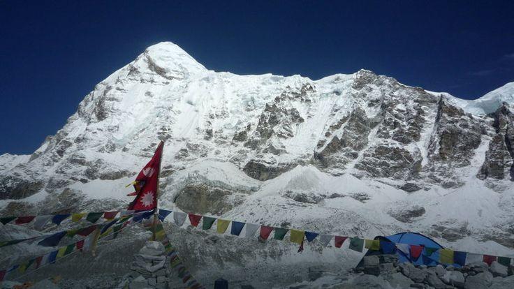 Mount Everest niższy wskutek trzęsienia ziemi #nauka