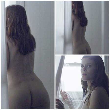 Was kate mara zoe barnes nude