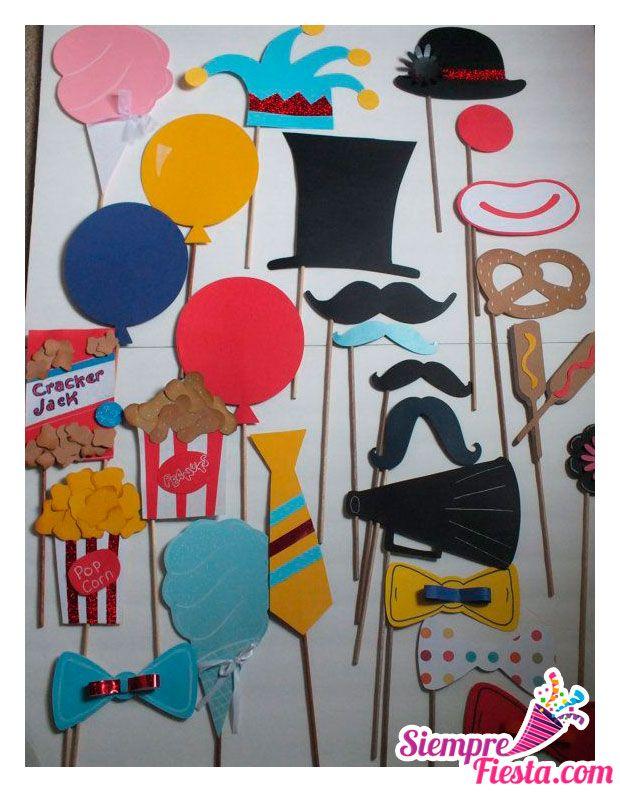 39 best images about fiestas de payaso on pinterest - Cosas para fiestas de cumpleanos ...