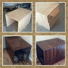 """Résultat de recherche d'images pour """"DIY Cage pour chien crate"""""""