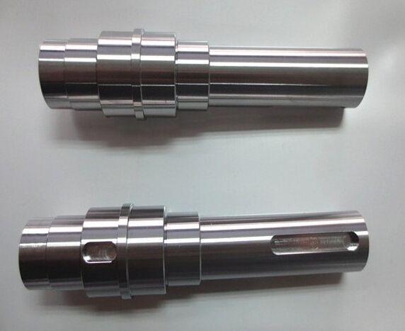 Titanium Pedal Spindle