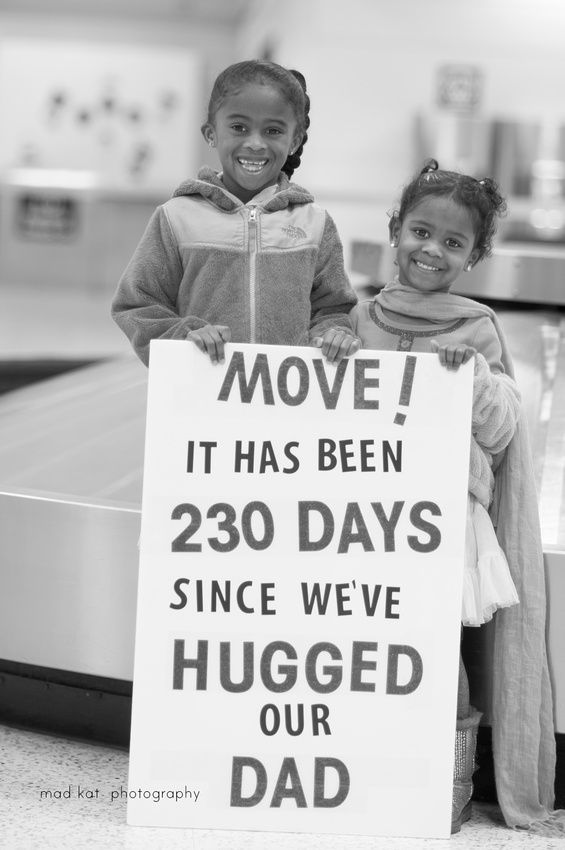151 best Welcome Home Signs & Ideas For Military Homecomings images ...