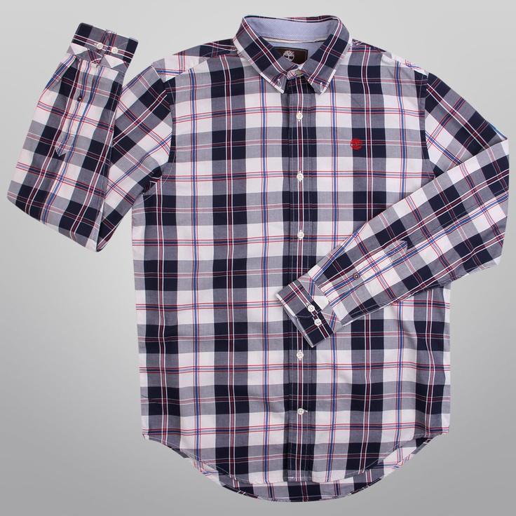 A camisa Timberland Cagoule Plaid é confeccionada com componentes orgânicos, sem deixar o estilo e a casualidade de lado. Pode ser usada fechada ou aberta com uma camiseta por baixo.   Tags: Camisa, menwear, roupa masculina, moda masculina, moda, estilo, casual, conforto