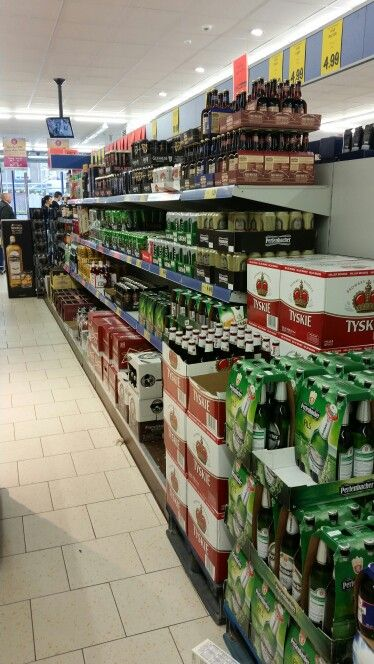 Lidl beer