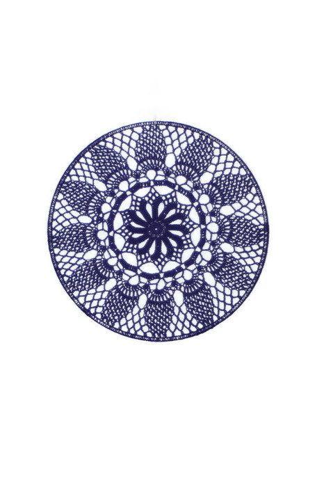 Crochet Earring HolderArt Decor Floral Wall by MaKatarinaCorner #doilydecor  , #walldecor  , #crochetdecor  , #lacedecoration  , #bohodecor  , #earringholder   #crochetdoily