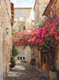 Leonard Wren, American impressionist