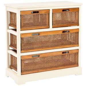 Jackson 4 Drawer Storage Unit