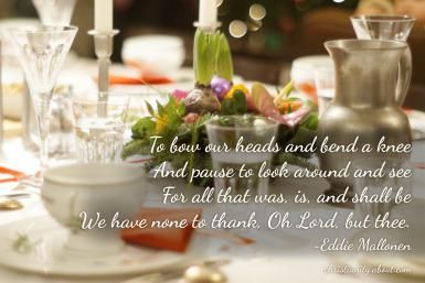 Say This Prayer With Family and Friends on Thanksgiving Day