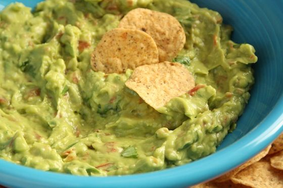 Best-ever recipe for homemade guacamole! Guacamole so good, you could eat it with a spoon. By yourself. In the closet so you don't have to share.