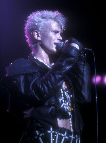 Billy Idol Live!