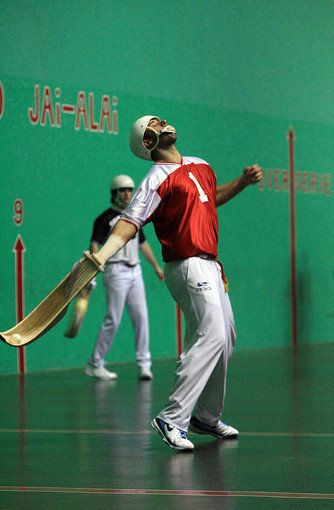 the features of the game of jai alai The casino at dania beach features about 900 slot machines (ron elkman / courtesy) i'd been wanting to visit broward county's newest casino — and only jai alai fronton — since it reopened jan 13 following a $60 million once inside, i entered the fronton to watch a game of jai alai according to the.