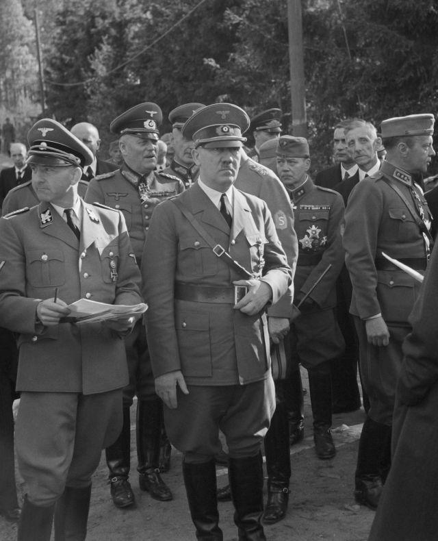 June 1 1942 visiting Finland
