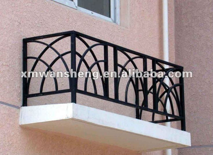 149 best parapet balcon et garde corps en fer forg images on pinterest balconies banisters. Black Bedroom Furniture Sets. Home Design Ideas