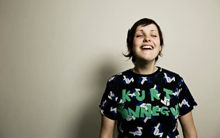 'When I was a kid, I asked my mum what a couple was and she said, 'Oh, two or three'. And she wonders why her marriage didn't work out.' - Josie Long (April 17, 1982 -)