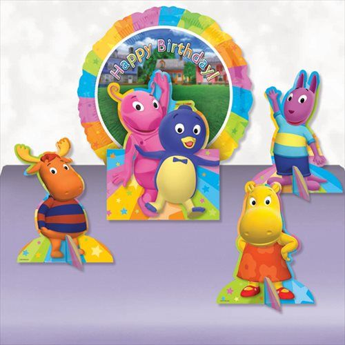 1000 images about backyardigans birthday party ideas for Backyardigans party decoration