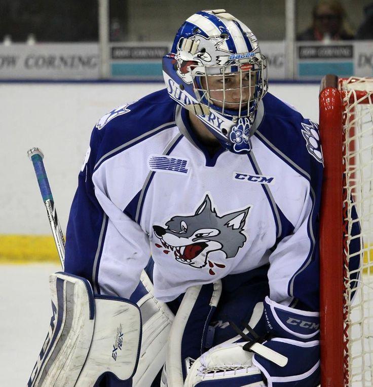 Troy Timpano 2016 NHL DRAFT I Love A Hockey Goalie
