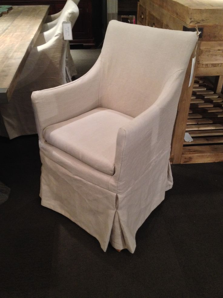 Nicolette, a valuable staff member and principle designer of Justlive Design chooses the linen covered Nanton Armchair for it's simple yet classic curved lines that offer an elegant yet relaxed vibe. Cornerstone Home Interiors $399.00