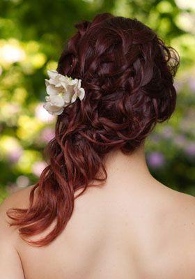 Bridal braid - Lonneke van Dijk Fashion Hairstylist