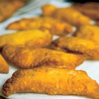 Chocolate Fried Pies    A Southern staple, homemade fried pies feature a crispy crust with a gooey, chocolate-y filling.