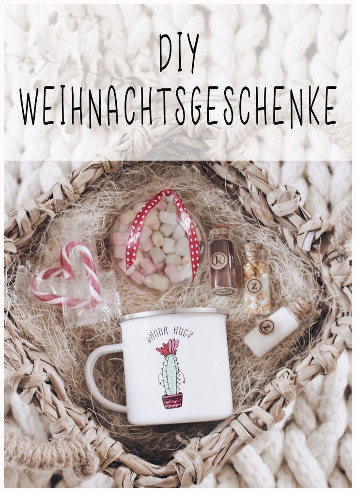 Schöne Weihnachtsgeschenke.Diy Einfache Und Kreative Weihnachtsgeschenke Aus Der Küche Diy