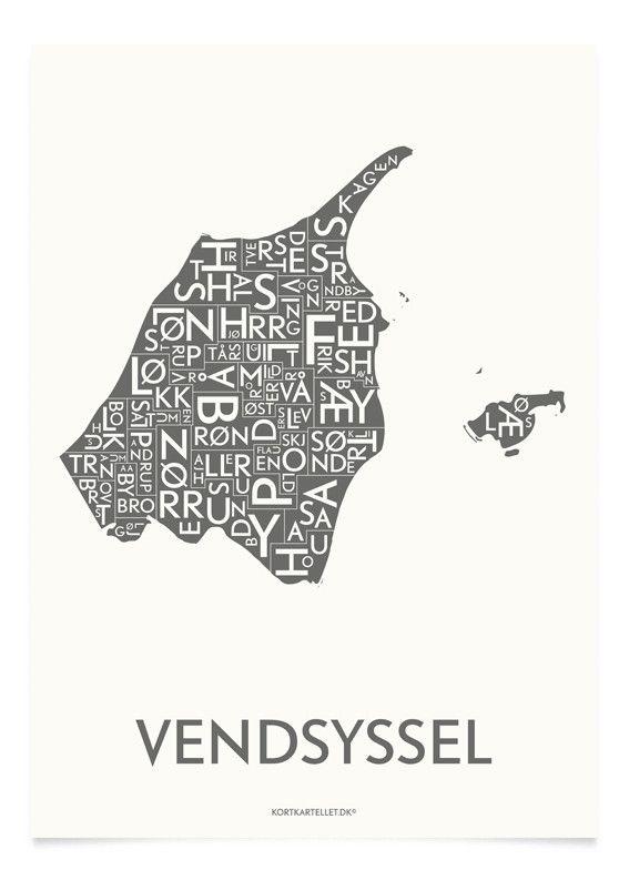 VENDSYSSEL - KOKSGRÅ - A5