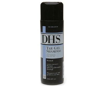 "DHS Shampoo: Maryland-based dermatologist Geeta Shah, MD is a fan of the DHS brand shampoos, which come in a few varieties that contain different active ingredients like zinc and tar. ""These shampoos have a nice formulation,"" she says. ""They lather really well and actually work."" As with Neutrogena T/Gel, skip the DHS Tar Shampoo if you have lighter hair."