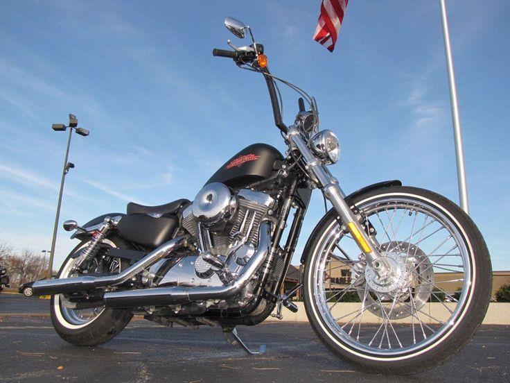 2013 Harley-Davidson Sportster SEVENTY-TWO XL1200V | eBay ...