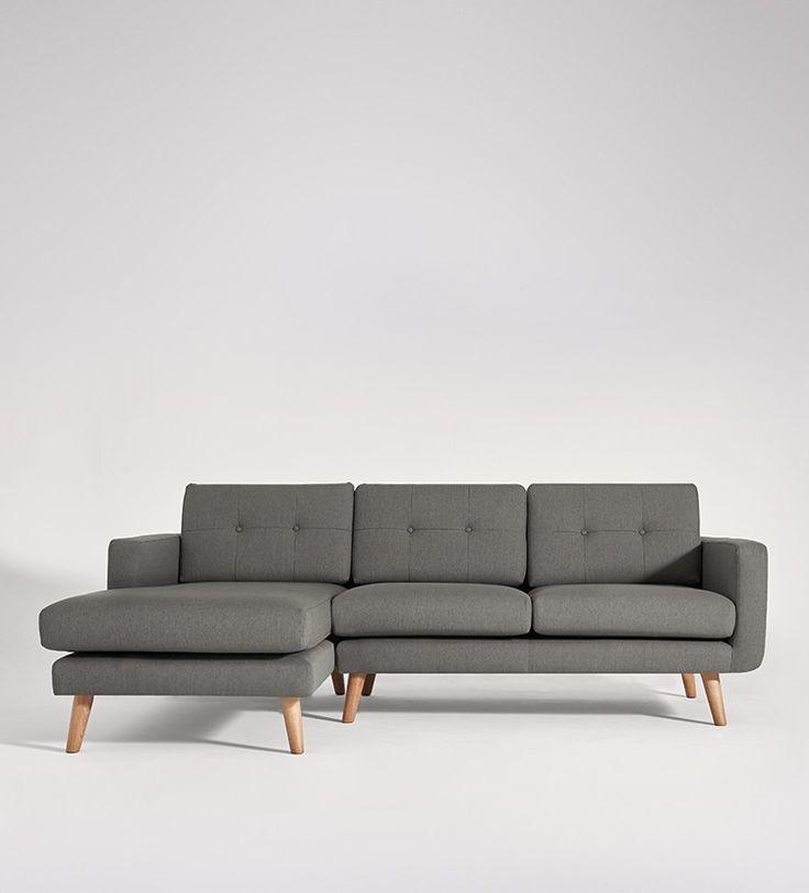 Howard Left-hand Corner Sofa | Swoon Editions