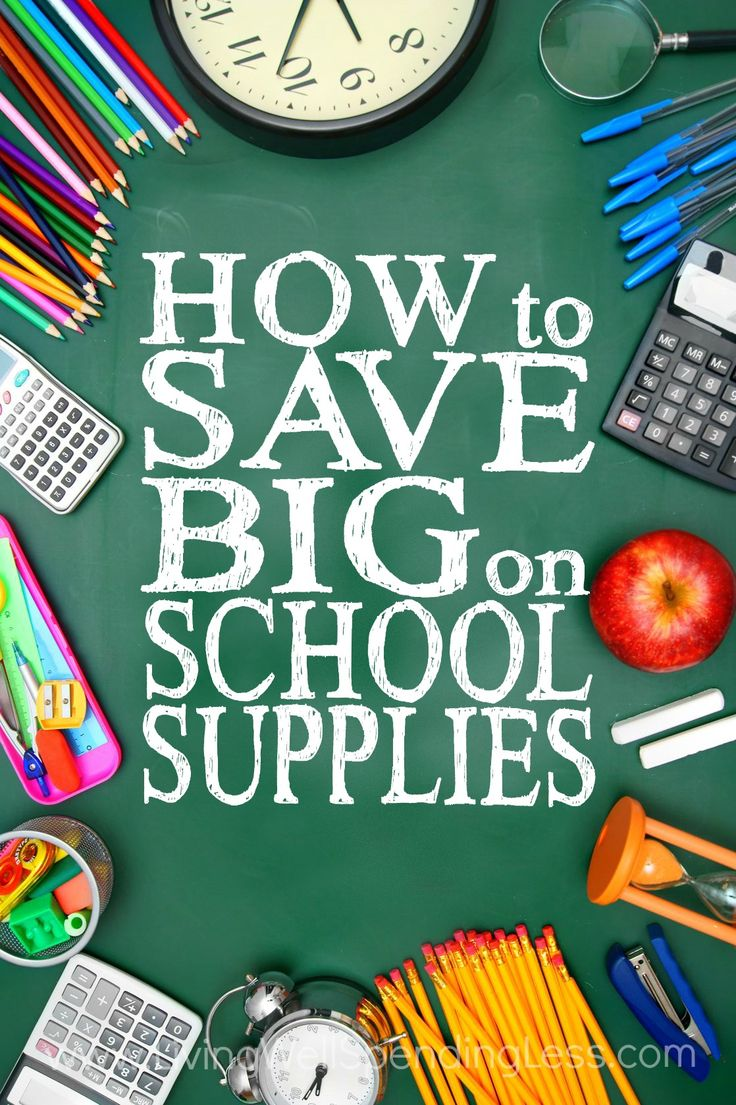 Want to know the secrets to getting your kids' gear for almost nothing?  Don't miss this super informative post for all the scoop on how to save BIG on school supplies!  There's even a great video showing you exactly what to do!
