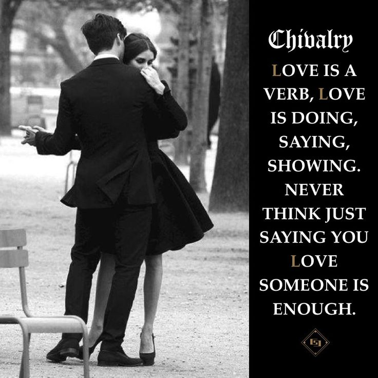 Chivalry Gentleman's Essentials