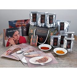Lamb Curry Gift Set - Scotia Spice