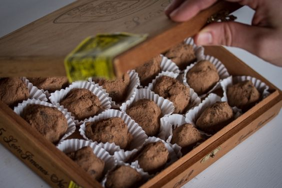 how to make liqueur chocolates at home