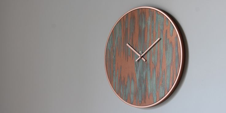 Handmade ''Rust copper''
