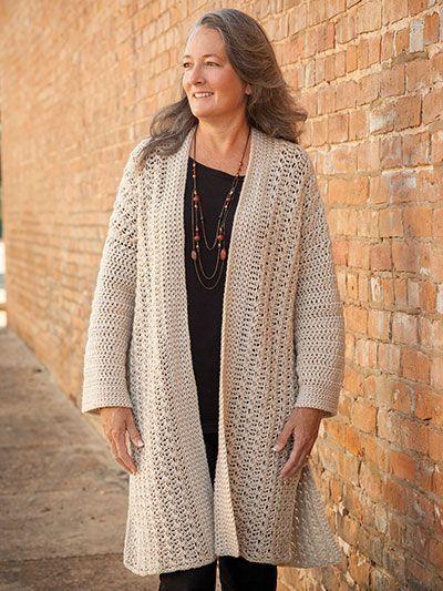 33 Best Crochet Cardigan Jacket Patterns Images On Pinterest
