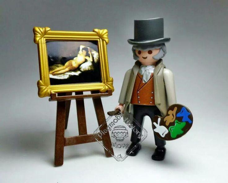 Goya | Playmobil