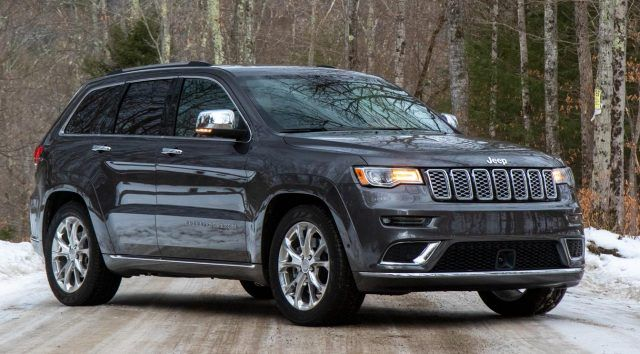 2020 Jeep Grand Cherokee Review Luxurious Solid On Any Road Surface In 2020 Jeep Grand Cherokee Jeep Grand Jeep