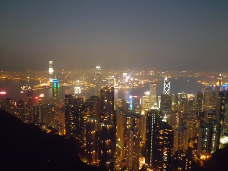 Hong Kong Again